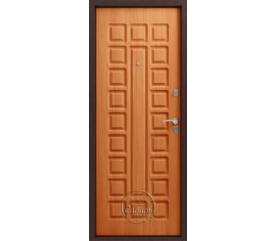 Дверь металлическая СИБИРЬ S-2 МЕДЬ