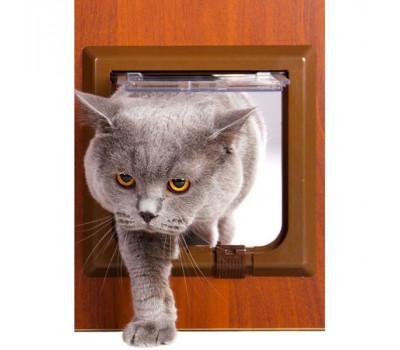 Дверца для кошек БАРСИК