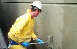 Цементная гидроизоляция. Бывает и такое.