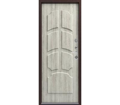 Дверь металлическая ЛЕГИОН Т-2 ТЕРМОРАЗРЫВ НА КОРОБЕ И ПОЛОТНЕ / 3 ПЕТЛИ