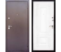 Дверь металлическая ЛОНДОН БЕЛЫЙ ШЁЛК