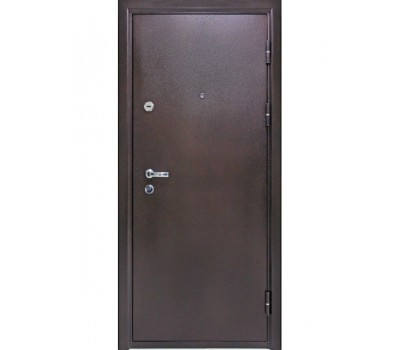 Дверь металлическая ЙОШКАР метал/метал/ 3 ПЕТЛИ