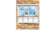 Остекление балконов/лоджий (1)