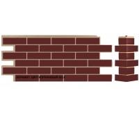 Фасадные панели Т-сайдинг Керамит