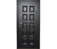 """Дверь металлическая """"Шоколадка"""""""