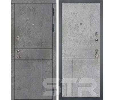 Дверь металлическая СТР-21 / СоюзТехРесурс