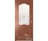 Полотно GL SIGMA 32 ЛИДИЯ / ПВХ GL /художественное стекло