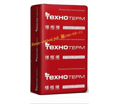 Плита минераловатная тепло-звукоизоляционная KNAUF ТехноТерм TS 038 Aquastatik 100х610х1220 мм 8 шт