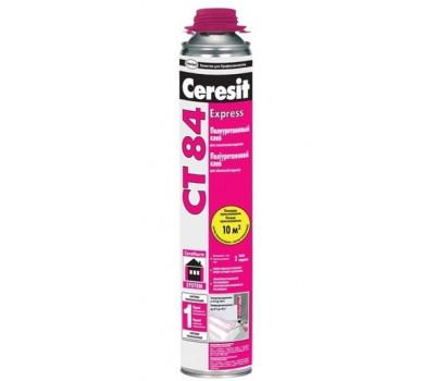 Клей полиуретановый Ceresit CT 84 850 мл