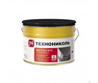 Мастика кровельная ТехноНИКОЛЬ №21 Техномаст 10 кг