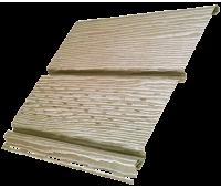 Софит Timberblock дуб натуральный с частичной перфорацией/Ю-Пласт