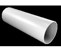 Труба 90мм водосточная 3м ПВХ БЕЛЫЙ/Vinylon