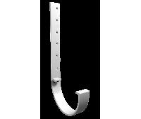 Кронштейн желоба металлический 30см БЕЛЫЙ/Vinylon