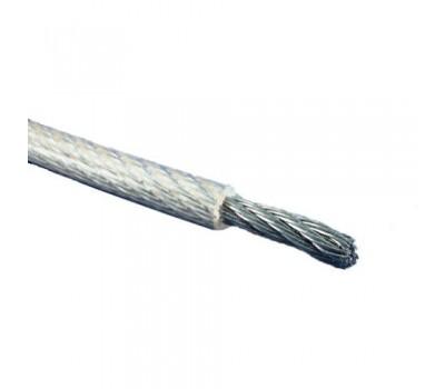 Трос стальной в ПВХ оплётке DIN 3055 3/4мм