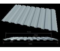 Профнастил Оцинкованный МП20 0,4мм