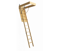 Чердачная лестница DACHA 60х120х280 см