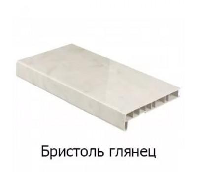 "Подоконник ПВХ ""Кристаллит"" БРИСТОЛ мат/глянец"