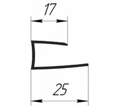 Стартовый профиль 17*25