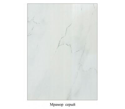 """Панель ПВХ """"Мрамор серый"""" 250*2700"""
