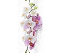 "Панель ПВХ ""Цветок орхидеи"""" 250*2700"