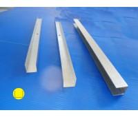 Профиль ППН 27*28 стартовый (0,5мм)/3м полимерный