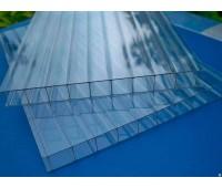 Поликарбонат прозрачный 3,3мм ПОКРОВ (0,5кг/м2)