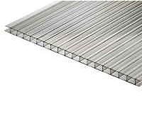 Поликарбонат 4мм SOTALUX (0,48кг/м2) /лист 6кг