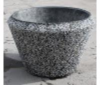 Вазон из бетона №22