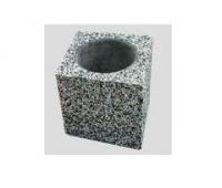 Урна бетонная квадратная 42*42*44см