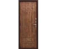 """Дверь металлическая ЗЕВС """"Z-4"""" медь"""