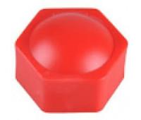 Колпачок пластиковый составной под болт/гайку М8-М10, с основанием в форме шестигранника
