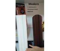 Металлоштакетник Modern /90мм