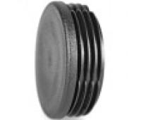 Заглушка круглая D-57,2 / стенка 1,2-2,7мм