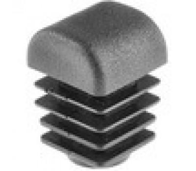 Заглушка квадратная сферическая 15*15 / стенка 1-3мм