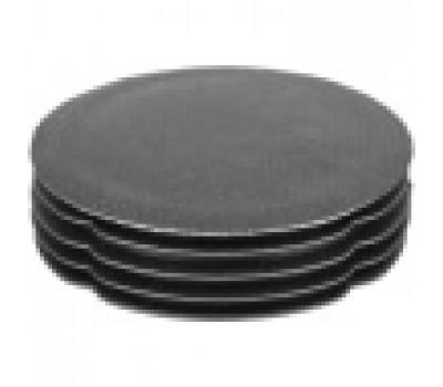 Заглушка круглая D-55 /стенка 1-2,5мм