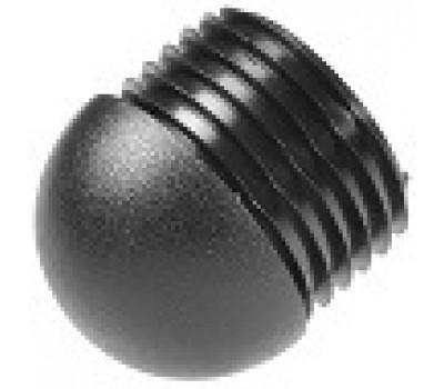 Заглушка круглая сферическая D-42 / стенка 1,5-2,5мм