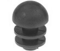 Заглушка круглая сферическая D-16 / стенка 1-3мм