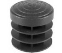 Заглушка круглая D-26 /стенка 1-3мм