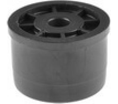 Заглушка  круглая D-50 с мет.резьбой М8 /стенка 1мм