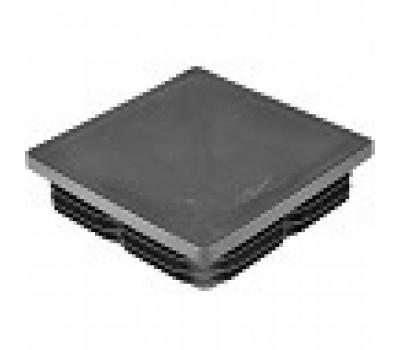 Заглушка квадратная 120*120 /стенка 2-8мм