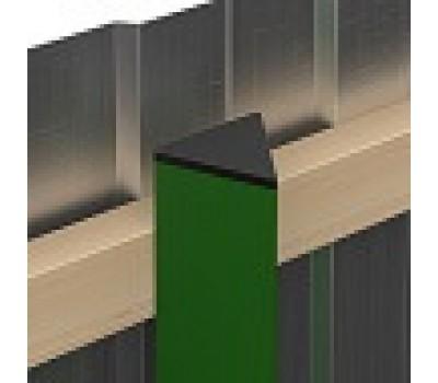 Заглушка треугольная 60*60*60